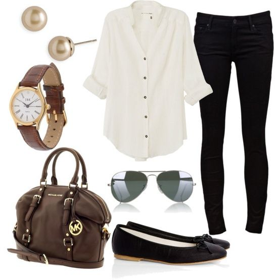 30 Classic Work Outfit Ideas (16)