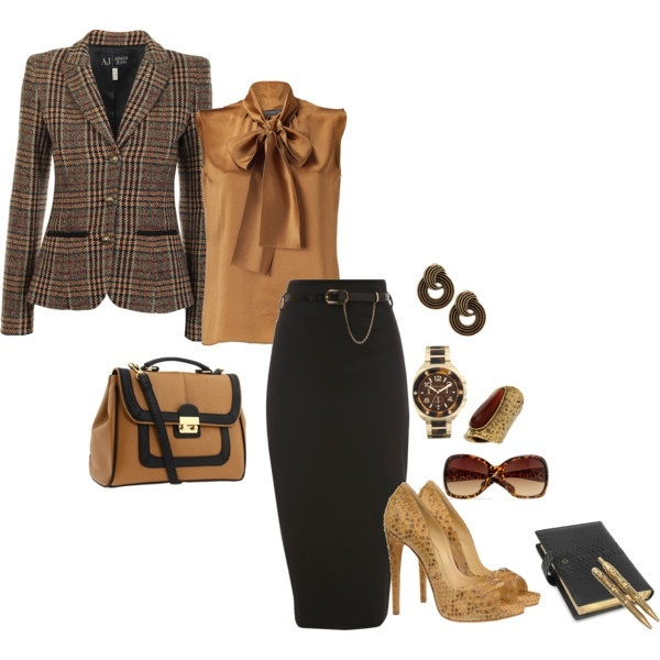30 Classic Work Outfit Ideas (17)
