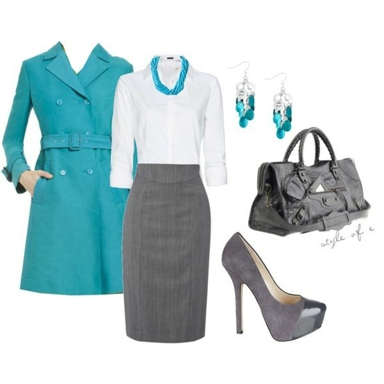 30 Classic Work Outfit Ideas (19)