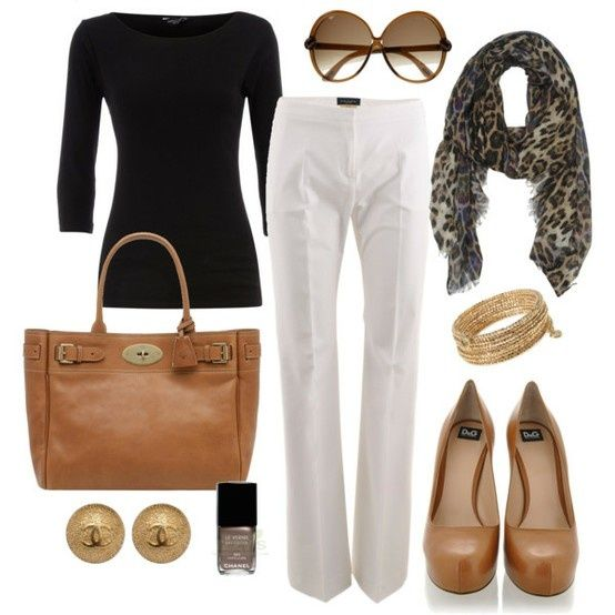 30 Classic Work Outfit Ideas (25)