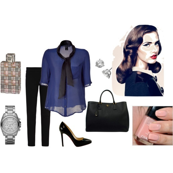 30 Classic Work Outfit Ideas (31)