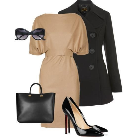 30 Classic Work Outfit Ideas (34)