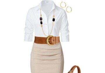 30 Classic Work Outfit Ideas - Work outfit, ideas, Classic