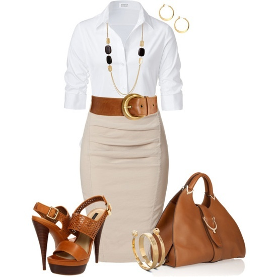 30 Classic Work Outfit Ideas (40)
