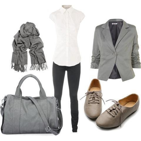 30 Classic Work Outfit Ideas (5)