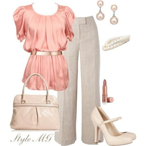 30 Classic Work Outfit Ideas (6)