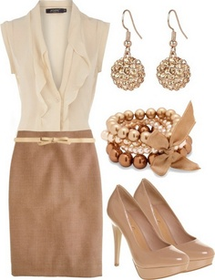 30 Classic Work Outfit Ideas (8)