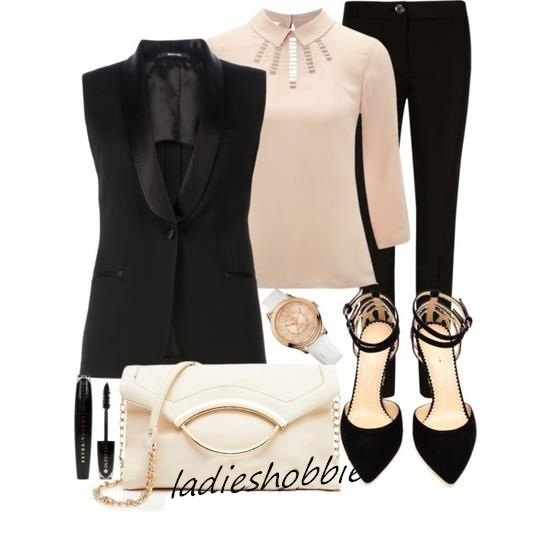 30 Classic Work Outfit Ideas (9)