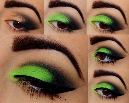 30 Glamorous Eye Makeup Ideas For Dramatic Look ...