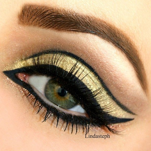 30 Glamorous Eye Makeup Ideas For Dramatic Look Style Motivation