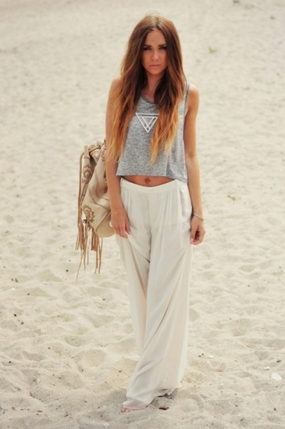 30 great beach outfit ideas and beach accessories (12)