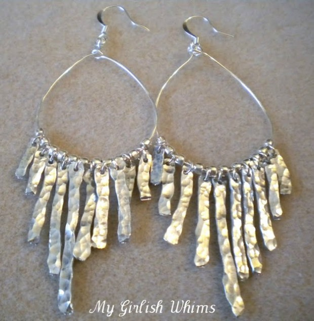 Awesome Necklace Ideas Home Remodel 24 Easy Diy From It: 20 Easy And Beautiful Earring DIY Ideas