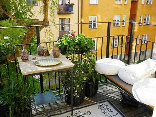 Decorating Ideas 23 amazing decorating ideas for small balcony - style motivation