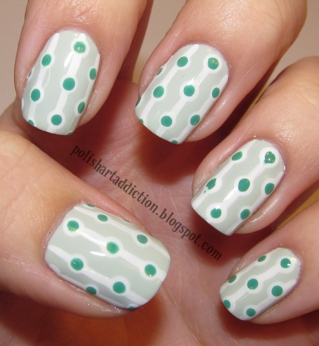 Amazing Dots Nail Art Ideas (10)