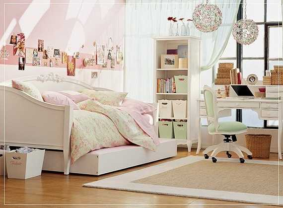 24 Cute girls  rooms. 24 Cute girls  rooms   Style Motivation