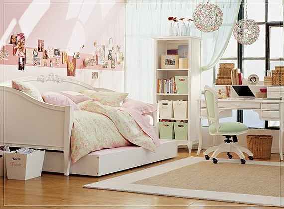 24 cute girls rooms style motivation - Cute girl room ideas ...