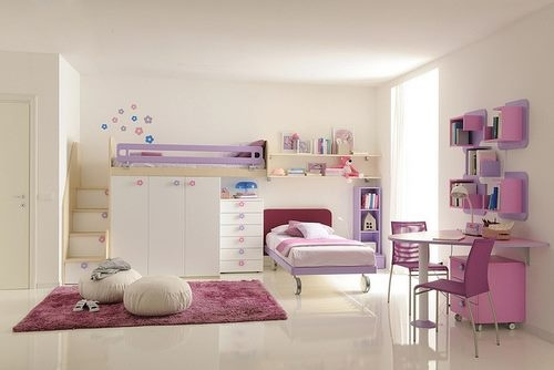 24 Cute girls' rooms