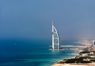 Dubai- City between dream and reality - United Arab Emirates, tourist paradise, Dubai