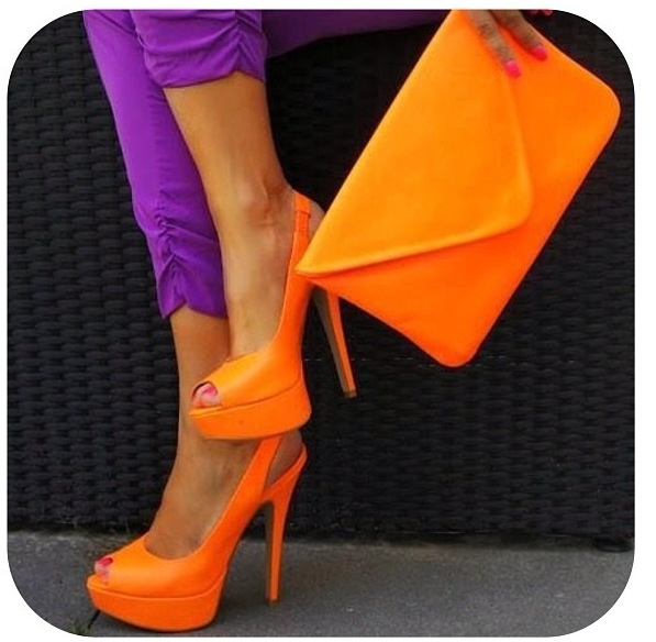 Fashion Trend: Neon Colors!