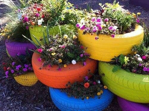 21 Great Garden Decorating Ideas Part 28
