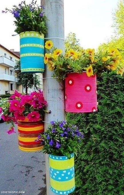 Garden decorating ideas (19)
