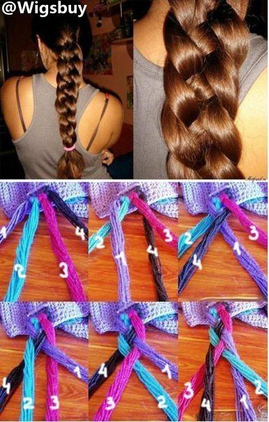 Great tutorials for gorgeous hairstyles (10)