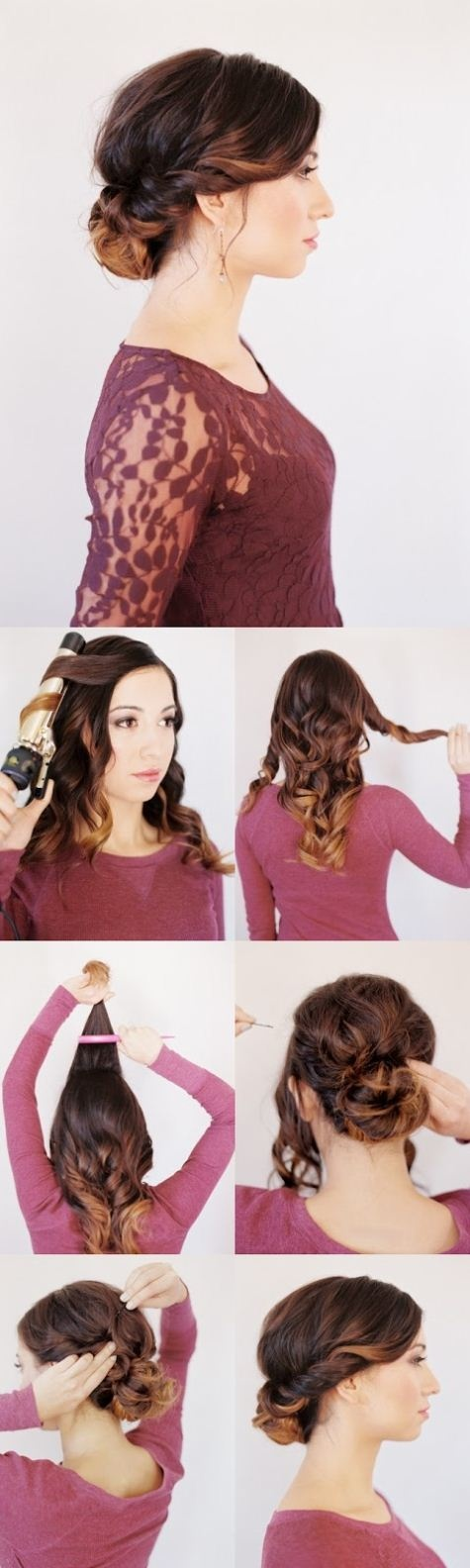 Great tutorials for gorgeous hairstyles (15)
