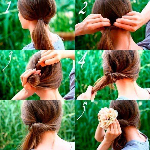 Great tutorials for gorgeous hairstyles (18)