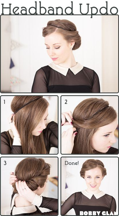 Great tutorials for gorgeous hairstyles (19)