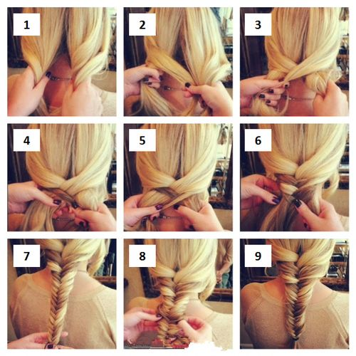 Great tutorials for gorgeous hairstyles (2)