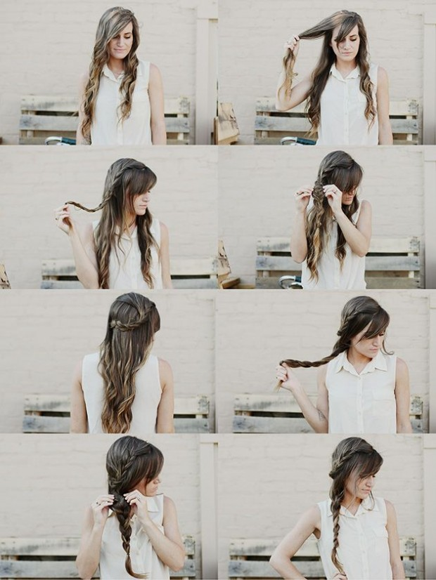 Great tutorials for gorgeous hairstyles (20)