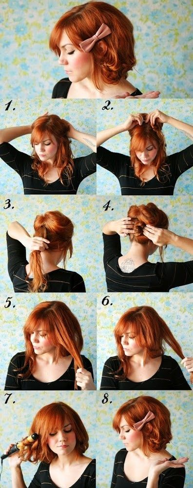 Great tutorials for gorgeous hairstyles (21)