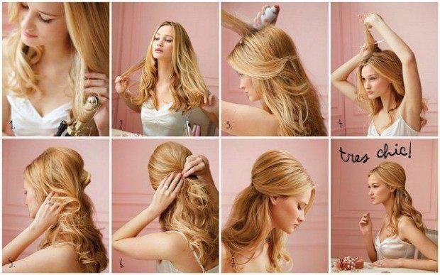 Great tutorials for gorgeous hairstyles (32)