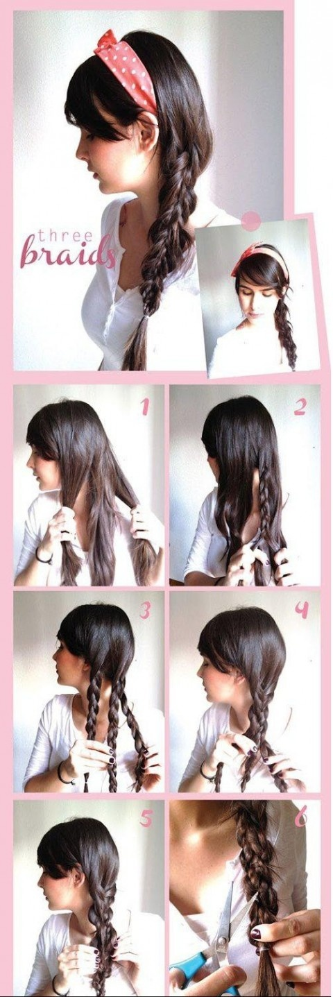 Great tutorials for gorgeous hairstyles (5)