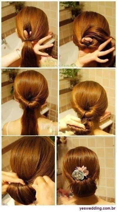 Great tutorials for gorgeous hairstyles (6)