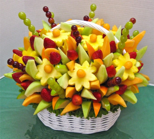 20 Great Ideas For Fruit Decoration Style Motivation