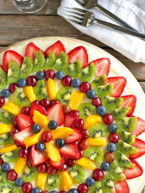 9 Great Ideas for Fruit Decoration