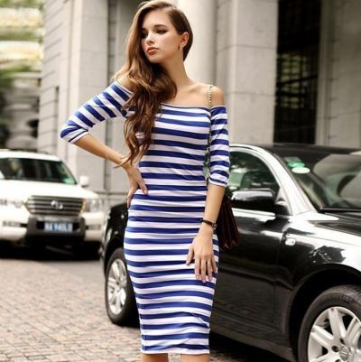 Stripes for Summer- 24 trendy outfit ideas (22)