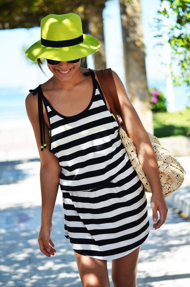 Stripes for Summer- 24 trendy outfit ideas (8)