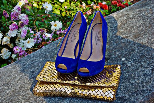 Summer Color Trend: Royal Blue!