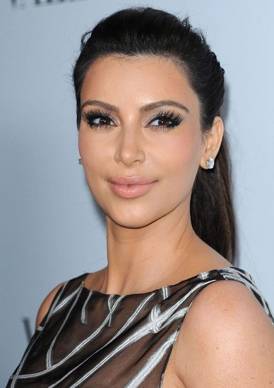 Top 20 kim kardashian makeup looks style motivation
