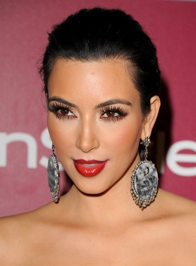 Top 20 Kim Kardashian Makeup Looks - Style Motivation