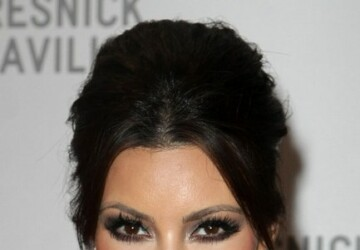 Top 20 Kim Kardashian Makeup Looks - Makeup, Looks, Kim Kardashian