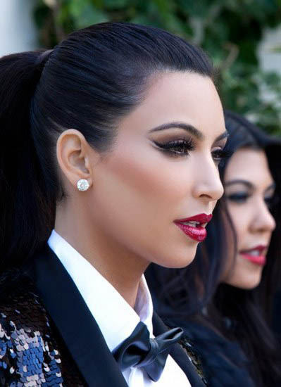 Top 20 Kim Kardashian Makeup Looks (19)