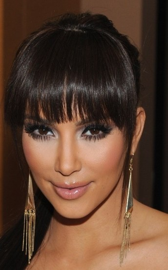 Top 20 Kim Kardashian Makeup Looks (20)