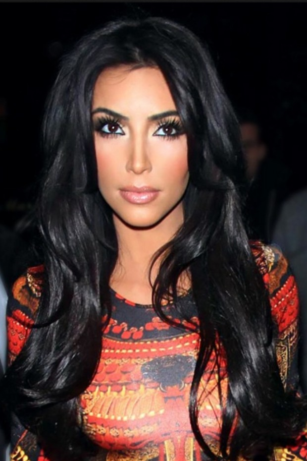 Top 20 Kim Kardashian Makeup Looks (6)