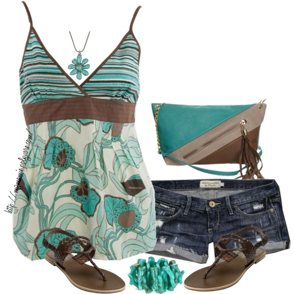 Top 30 Cute Casual Summer Outfits Combinations (10)