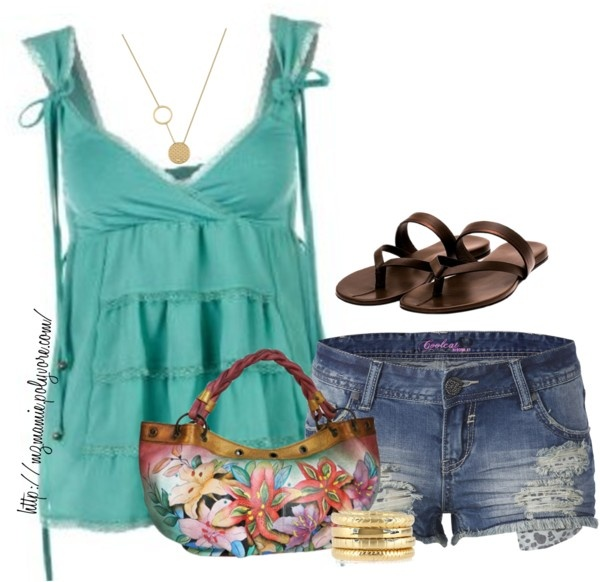 Top 30 Cute Casual Summer Outfits Combinations (11)