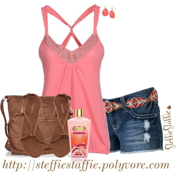 Top 30 Cute Casual Summer Outfits Combinations (14)