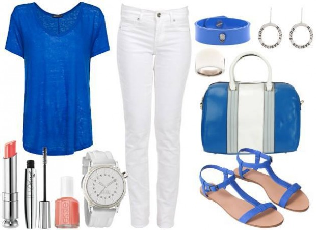 Top 30 Cute Casual Summer Outfits Combinations (17)